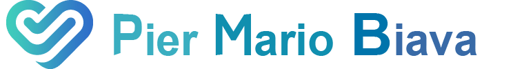 Pier Mario Biava Mobile Retina Logo